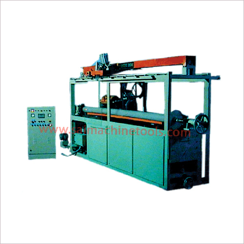 RVPC Pipe Slotting Machine