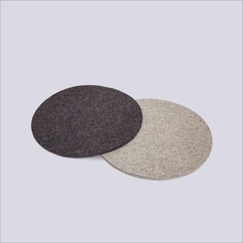 Anti-Slip Drinks Felt Coasters