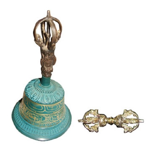 Bell and Dorje From India