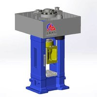 Hot forging press electric screw hot forging press