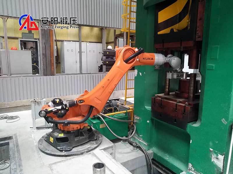 Hot Forging Electric Screw forging Press better than friction forging press