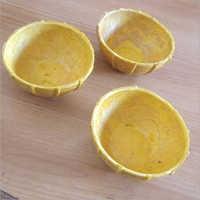 Jeera Flavour Edible Bowls