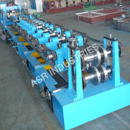 C & Z Purlin Roll Forming Machine