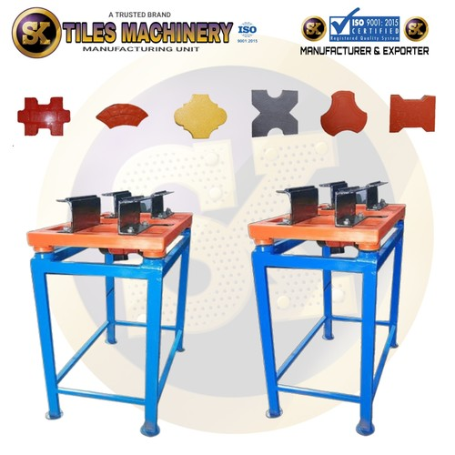 Cement Tile Demoulding Machine