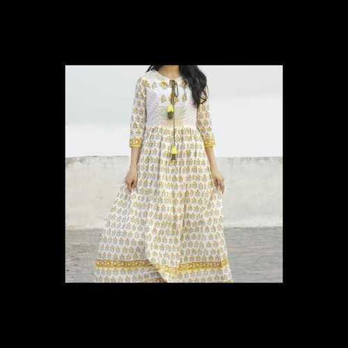 Ladies Kurti with Dupatta