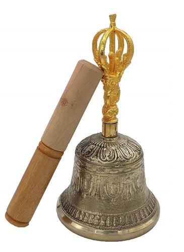 Tibetan Feng Shui Tibetan Om Bell