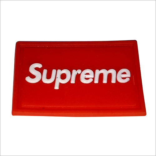 Garment Rubber Sticker