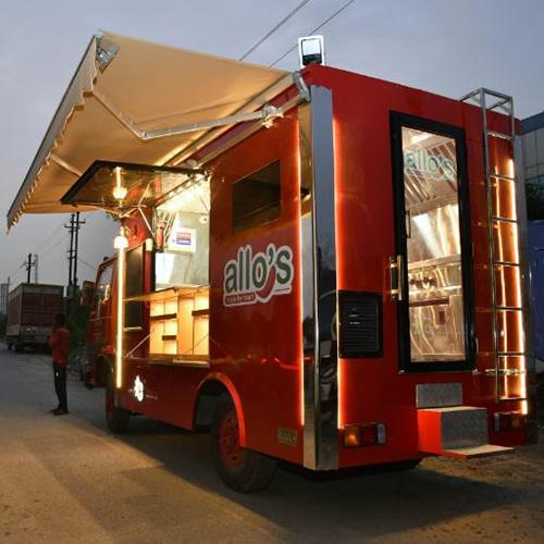 Allos Food Truck