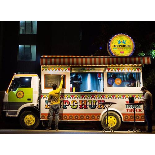 Dupchuk Food Truck