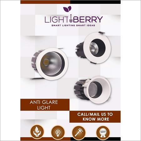 Antiglare COB Light