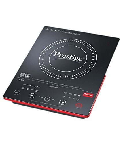 Prestige PIC 23.0 1600-Watt Induction Cooktop (Black)