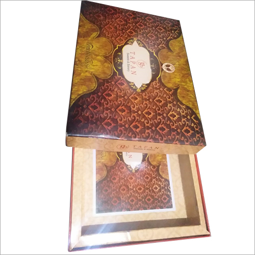 afset Printed Sweet Box