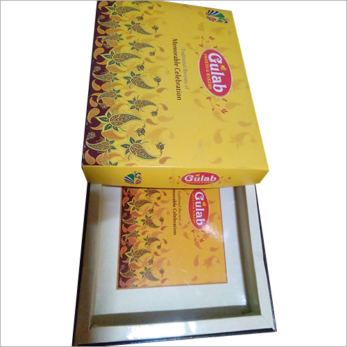 afset Printed Sweet Packaging Box