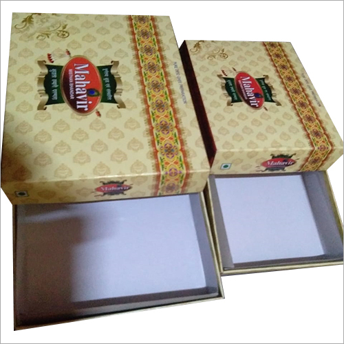 Digital Printed Sweet Packaging Box