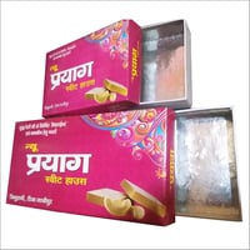 Afset folding Sweet Packaging Box
