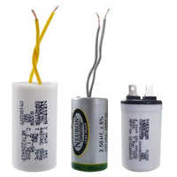 Capacitors For Fans