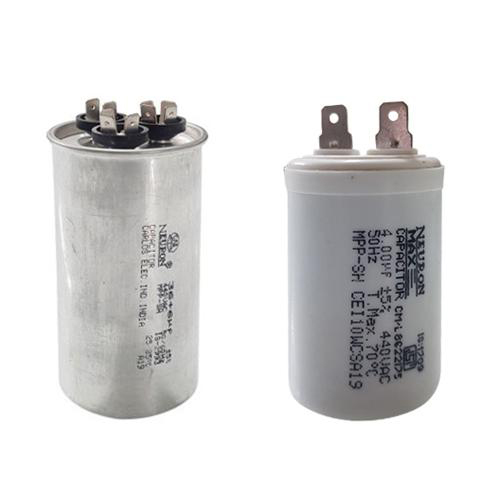 Neuron Motor Run Capacitors