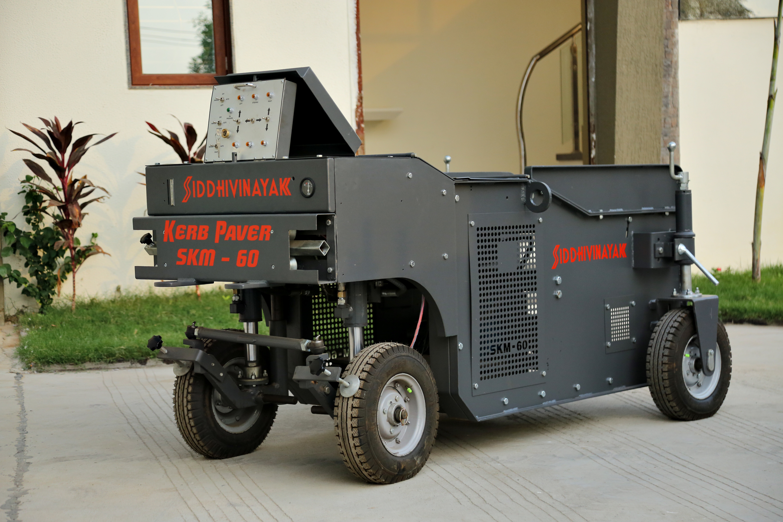 Kerb Casting Machine