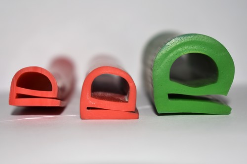 Silicone Rubber U Section