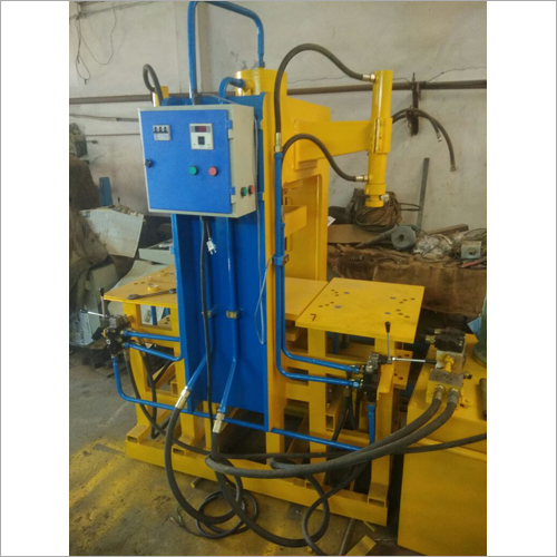70 Ton Block Making Machine