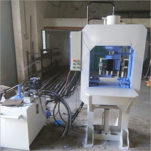 Dip Moulding Paver Block Machine