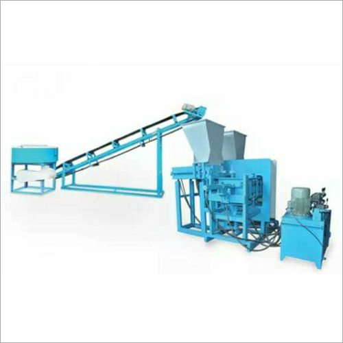 Semi Automatic Fly Ash Bricks And Block Making Plant