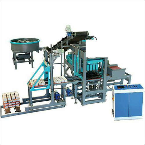 Fly Ash Brick And Block Making Plant