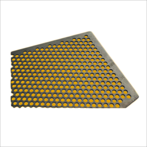 Roller Mill Punching Plate