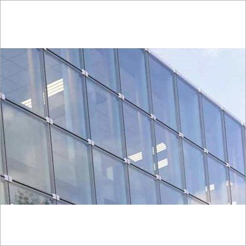 Structural Aluminium Glazing