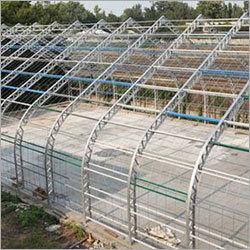 Commercial Aluminium Structure