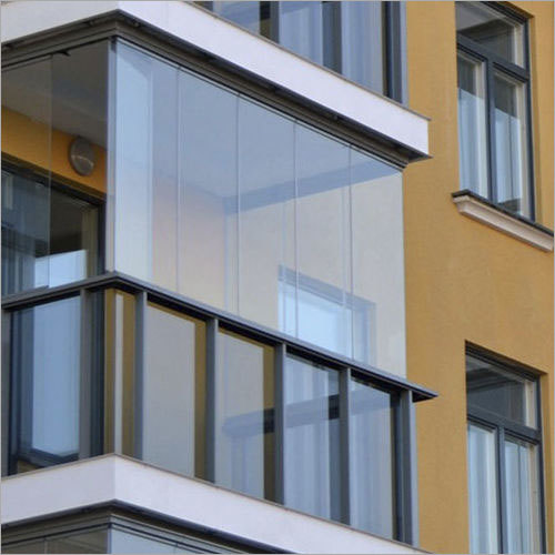 Balcony Glass Covering