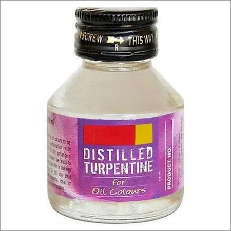 Distilled Turpentine Oil