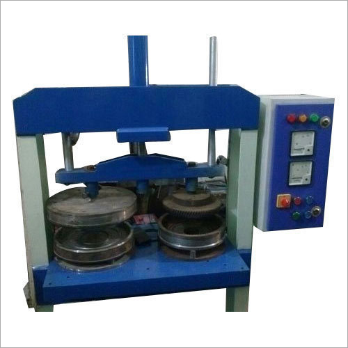 Double Die Hydraulic Dona Making Machine
