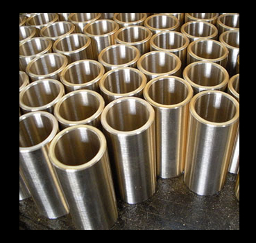 ASTM B 111 C60800 Aluminum Bronze Tubes