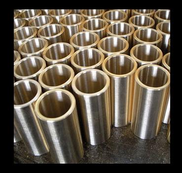 EN 12451 CuAl5As Aluminum Bronze Tubes
