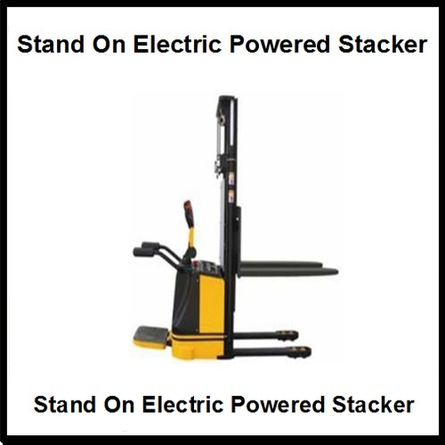Electric Powered Stacker