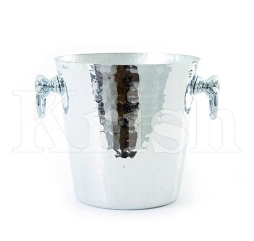 Hammered Wine Bucket
