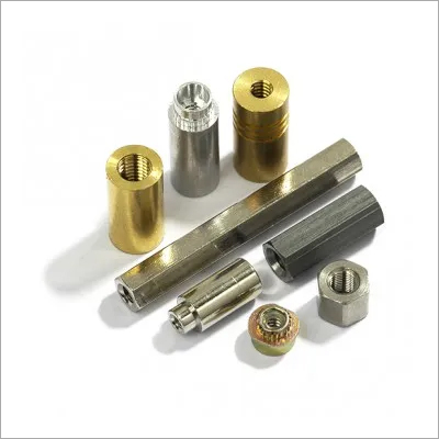 Industrial Brass Precision Turned Components