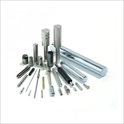 Precision Steel Turned Components