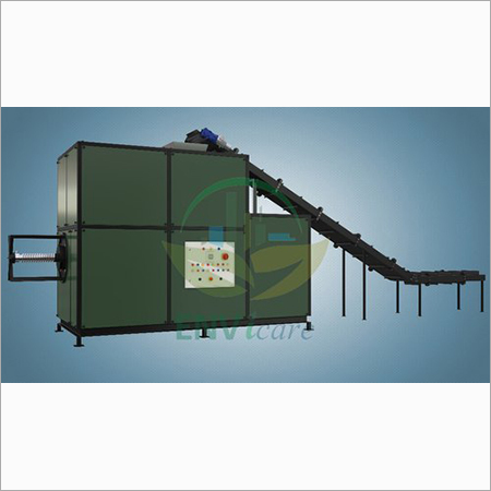 Dewatering Composter