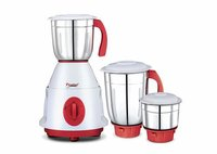 Prestige Perfect 750-watts Mixer Grinder with 3 Jars(White)