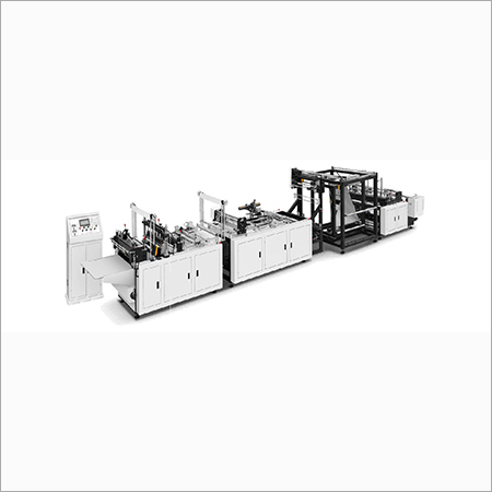 Automatic Non Woven Bag Making Machine NW-B8