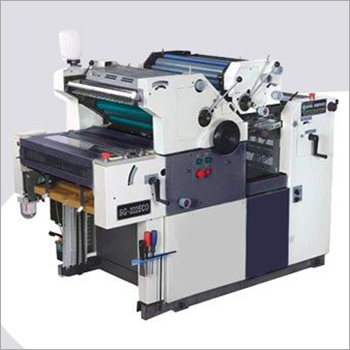 Two Color Offset Printing Machine NW-OP
