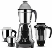 Butterfly Jet Elite 750-Watt Mixer Grinder with 4 Jars (Grey)