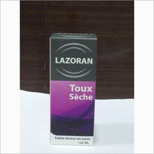 Lazoram Dry Cough Syrup