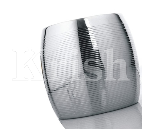 DW Elliptical Wine Cooler - Zebra