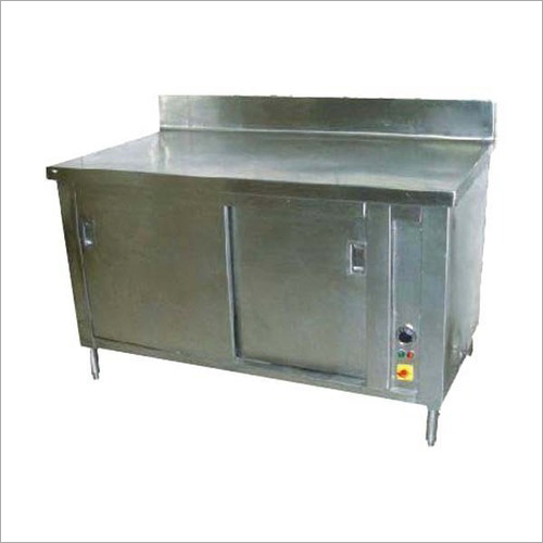 Stainless Steel Food Pick Up Counter