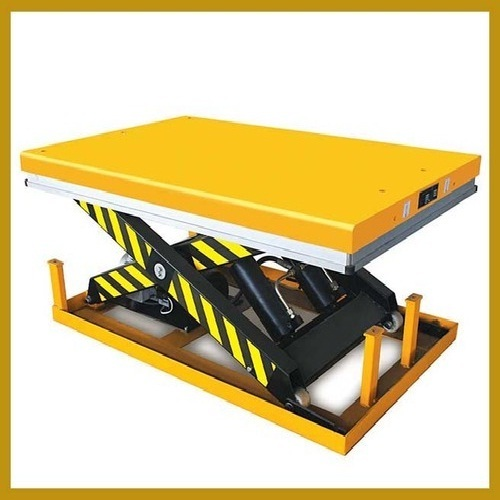 Electric Single Scissor Lift Table