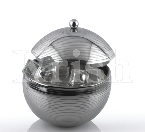 DW Football Ice Bucket with Rings