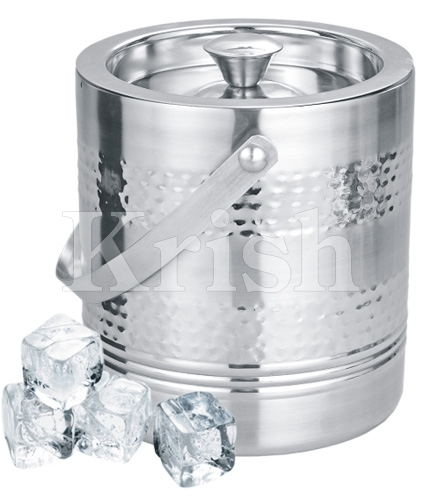 DW Hammered Ice Bucket